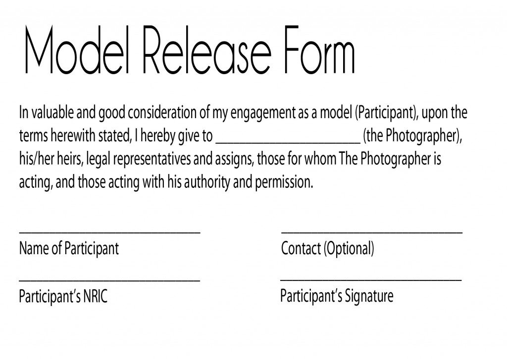 model-release-form