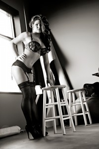 It's not the photo that makes it boudoir, it's the experience.