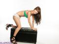 Kelsey Skrbina sexy lingerie